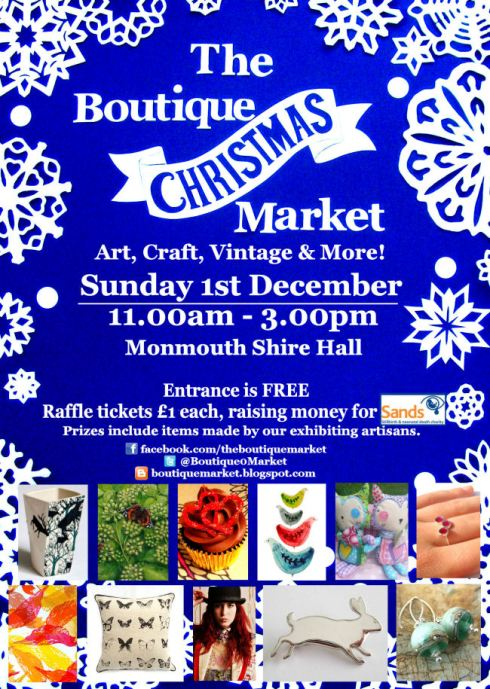 The Boutique Christmas Market